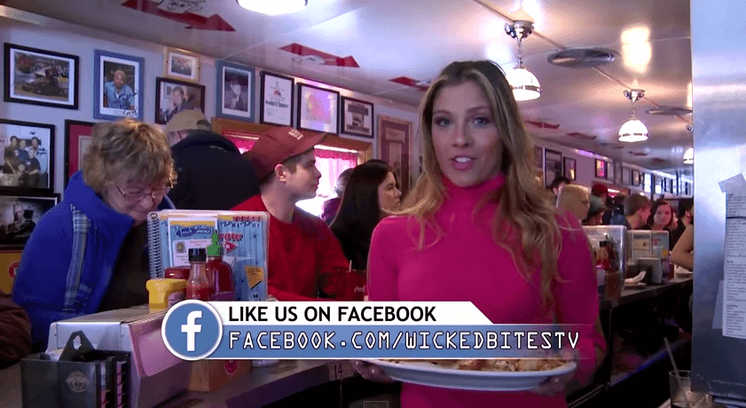 Wicked Bites visits Red Arrow Diner Manchester