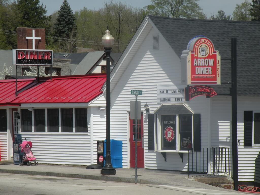 Red Arrow Diner Milford