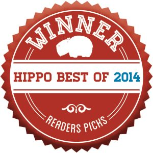 Red Arrow Diner awarded several Hippo Press Best of 2014 wins!