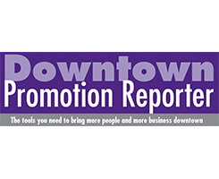 Downtown Promotion Reporter logo
