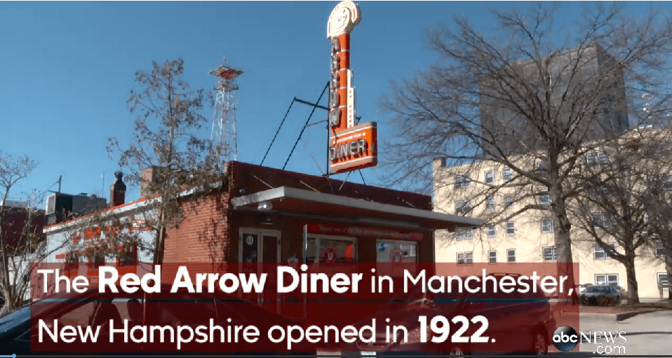 Campaign Eats: Inside the Red Arrow Diner