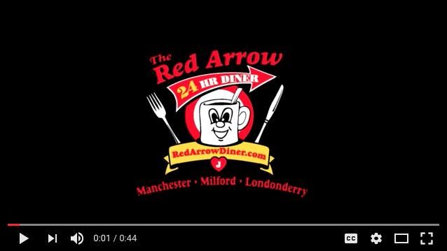 Red Arrow Diner David Gorab Video intro