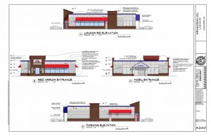 Red Arrow Diner Concord Plans