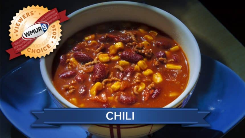 WMUR Viewers' Choice Best Chili in NH