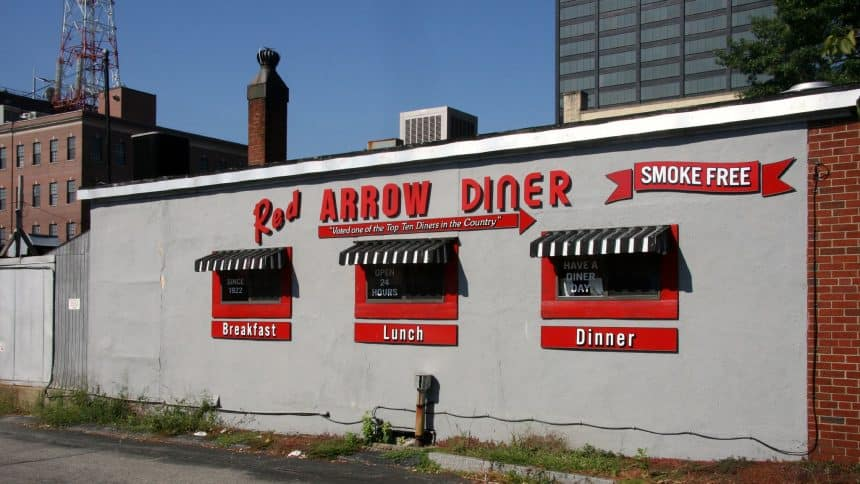 Red Arrow Diner Manchester NH