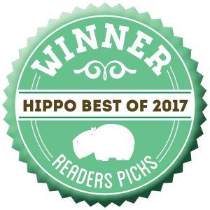 Hippo Best of 2017 Award