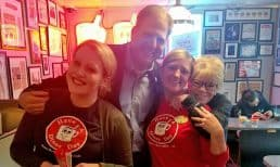 Governor Chris Sununu Pays Red Arrow Diner a Visit