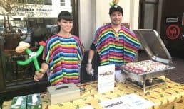 Midtown Café Wins Judges Choice at Hippo de Mayo Taco Tour