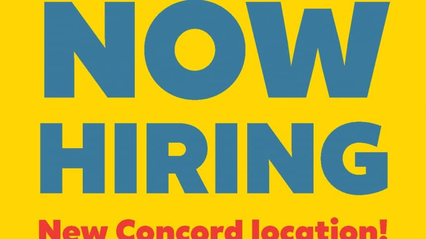 Red Arrow Diner Now Hiring Concord Location