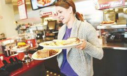 The Union Leader Covers Red Arrow Diner Expansion in Concord