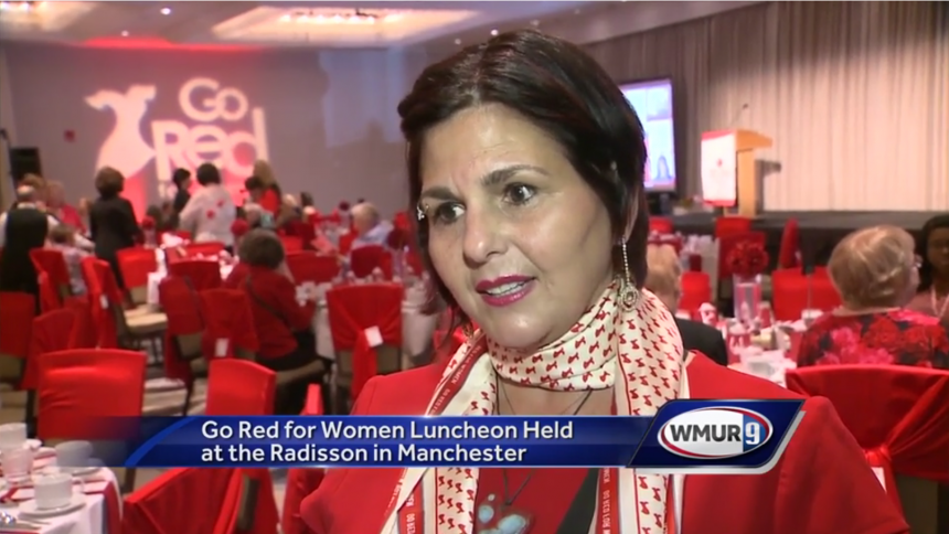 Carol Lawrence Go Red For Women