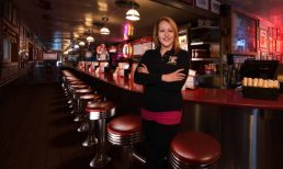 Jamie Lemay: Part of a Diner-iffic Family