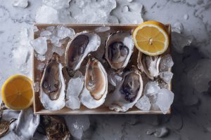 Oysters on Elm, every Friday all Summer!