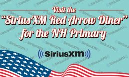 SiriusXM to Broadcast from the Red Arrow Diner Manchester for First-in-the-Nation Presidential Primary